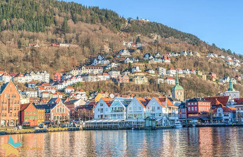 برگن - جاذبههای گردشگری نروژ