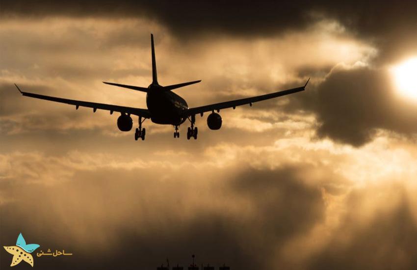پرواز به کرمان