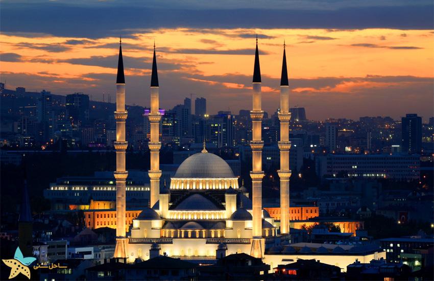 تفریحات آنکارا | تور ترکیه
