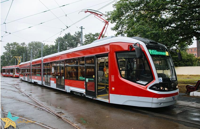 حمل و نقل عمومی در سن پترزبورگ