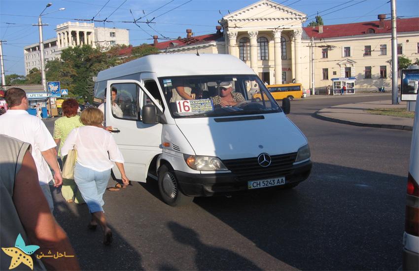 حمل و نقل عمومی در سن پترزبورگ (3)