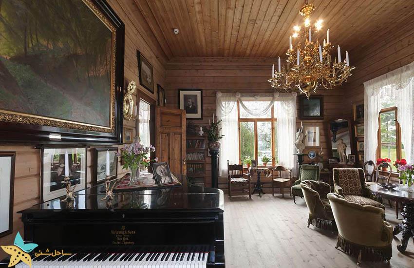 خانه ادوارد گریگ - برگن