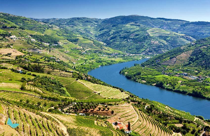 دره دورو  - جاذبههای گردشگری پرتغال