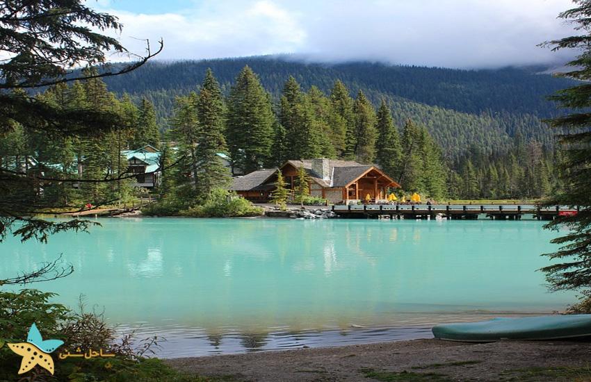 دریاچهی امرالد