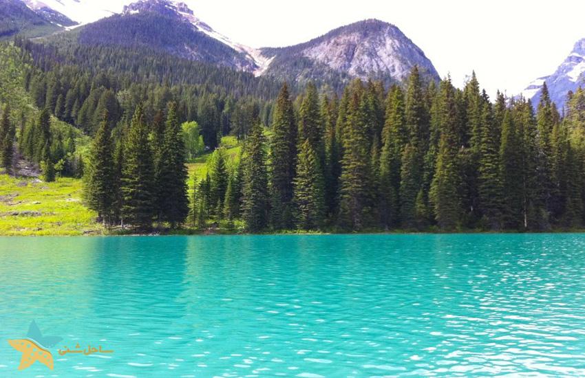 دریاچهی امرالد [Emerald Lake]