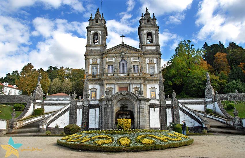 زیارتگاه مسیح - جاذبههای گردشگری پرتغال