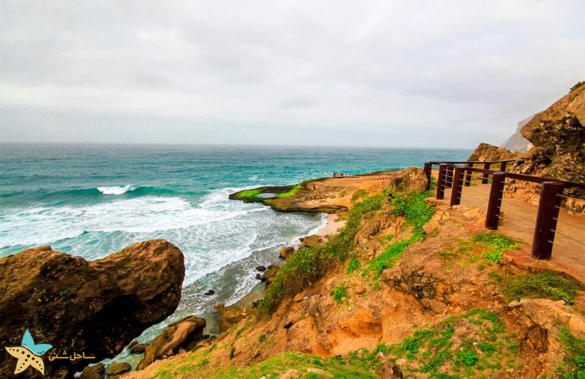 ساحل Al Mughsail