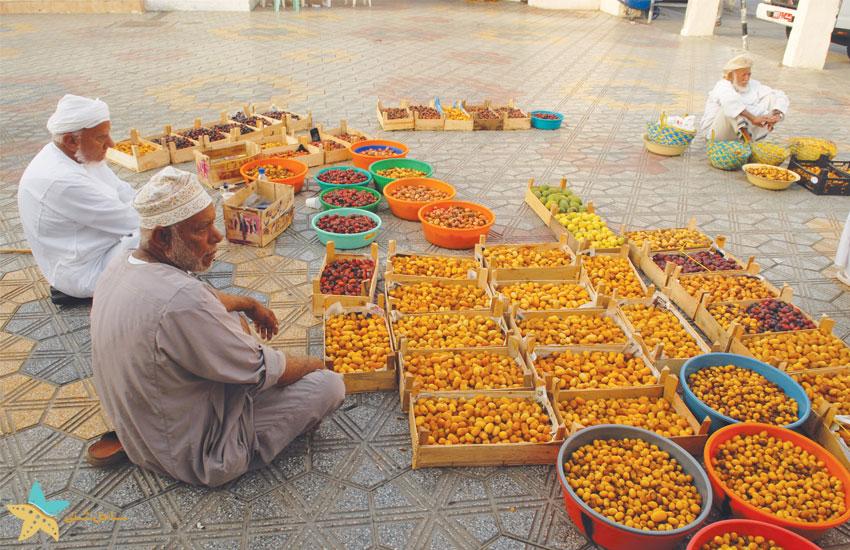 سوغات عمان