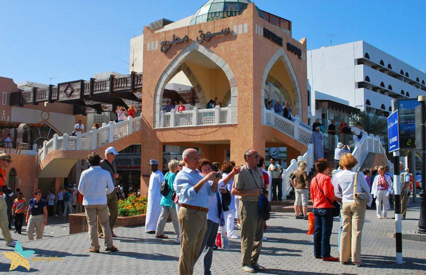 سوق مطرح عمان