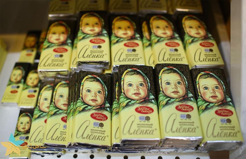 شکلات روسی