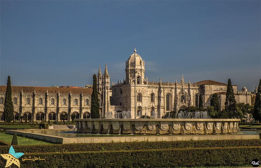 صومعه جیرونیموس - جاذبههای گردشگری پرتغال