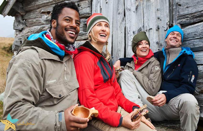 رضایت از زندگی - جاذبههای گردشگری نروژ