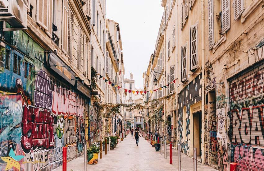 مارسی - جاذبههای گردشگری فرانسه