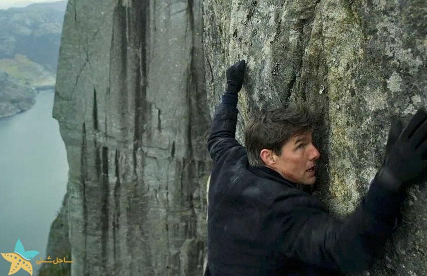 ماموریت غیر ممکن 6 - صخره پریکستولن