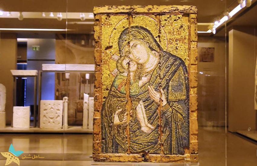 موزه بیزانسی آتن