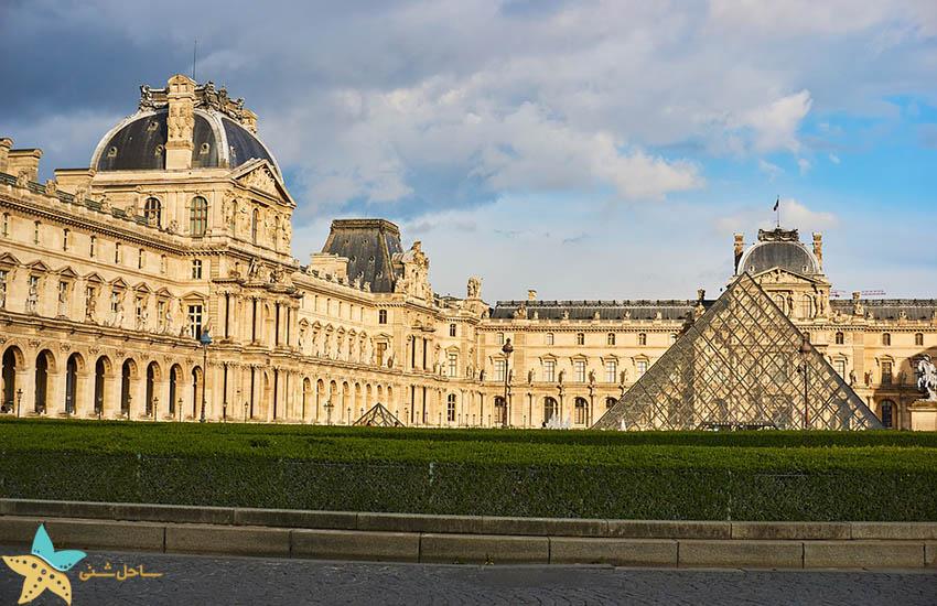 موزه لوور - جاذبههای گردشگری پاریس