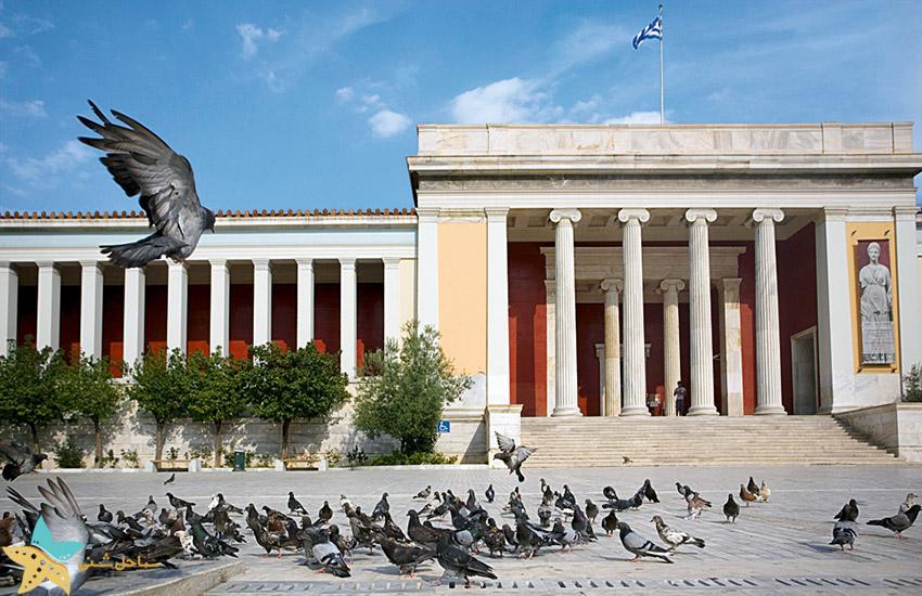 موزه ملی باستان شناسی آتن - جاذبههای گردشگری یونان