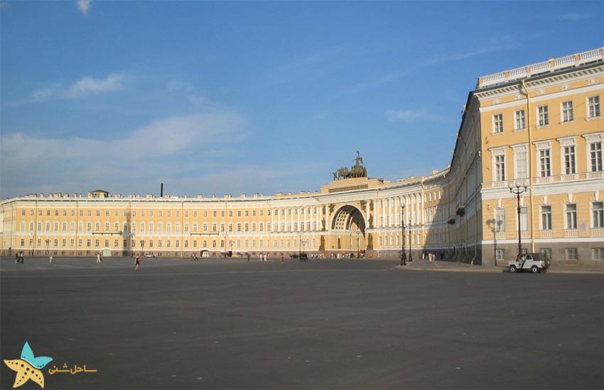میدان کاخ روسیه