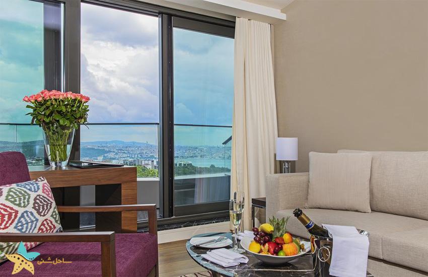 هتل آرتس استانبول