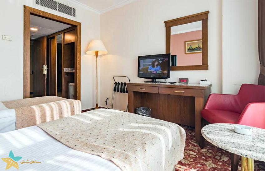 هتل بست وسترن آنکارا