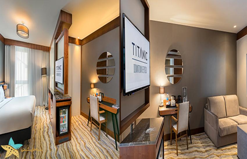 هتل تایتانیک داون تاون استانبول