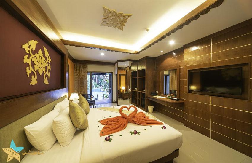 هتل شانایا بیچ پوکت