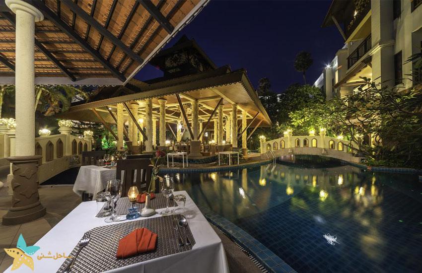 هتل شانایا بیچ