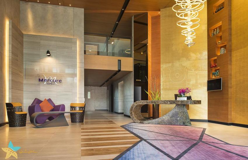هتل مرکور ماکاسان بانکوک