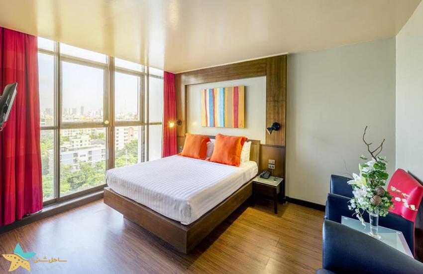 هتل چادا بانکوک