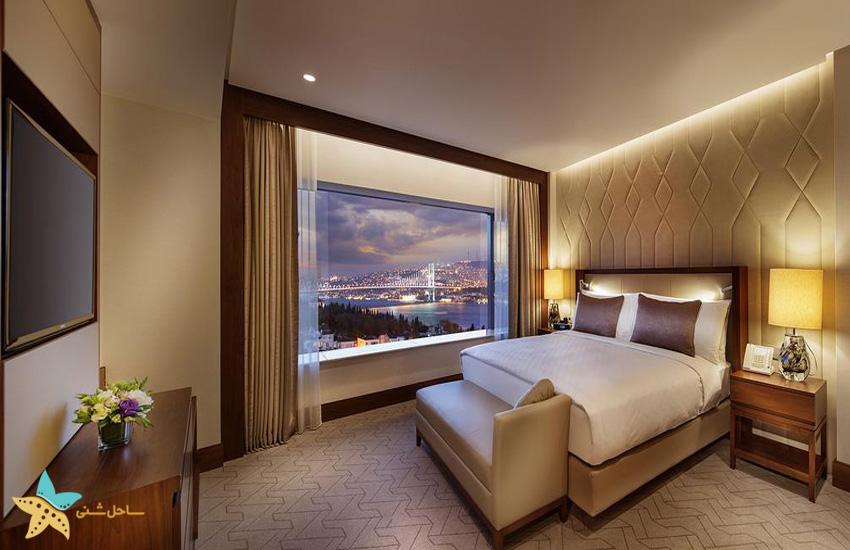 هتل کنراد بسفر استانبول
