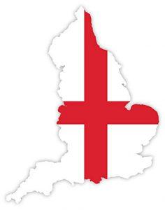 پرچم نقشه انگلیس