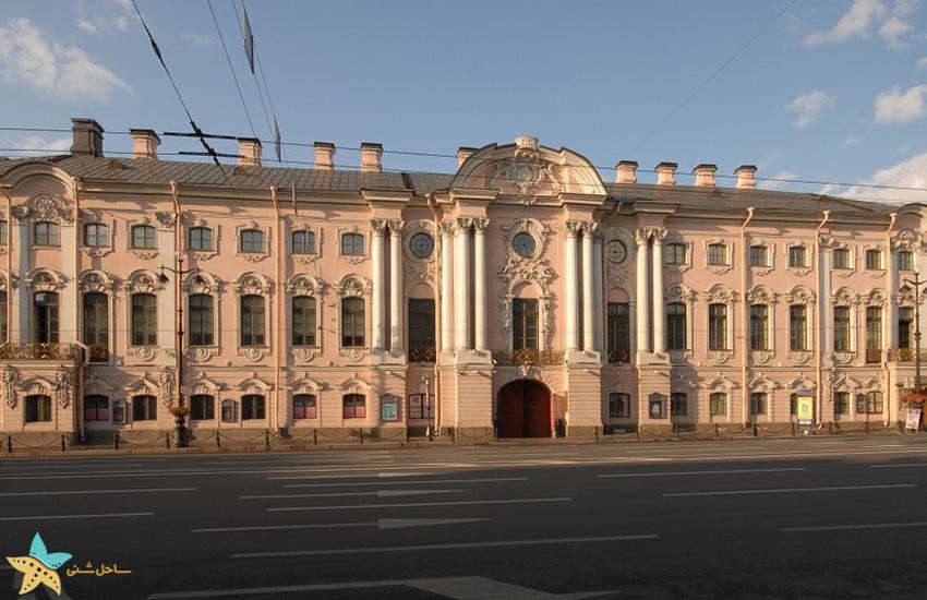 کاخ Stroganov