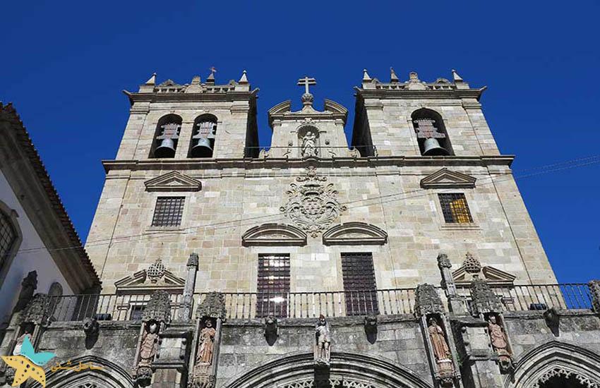 کلیسای جامع براگا - جاذبههای گردشگری پرتغال