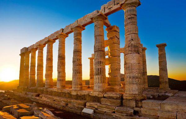 جاذبههای گردشگری یونان