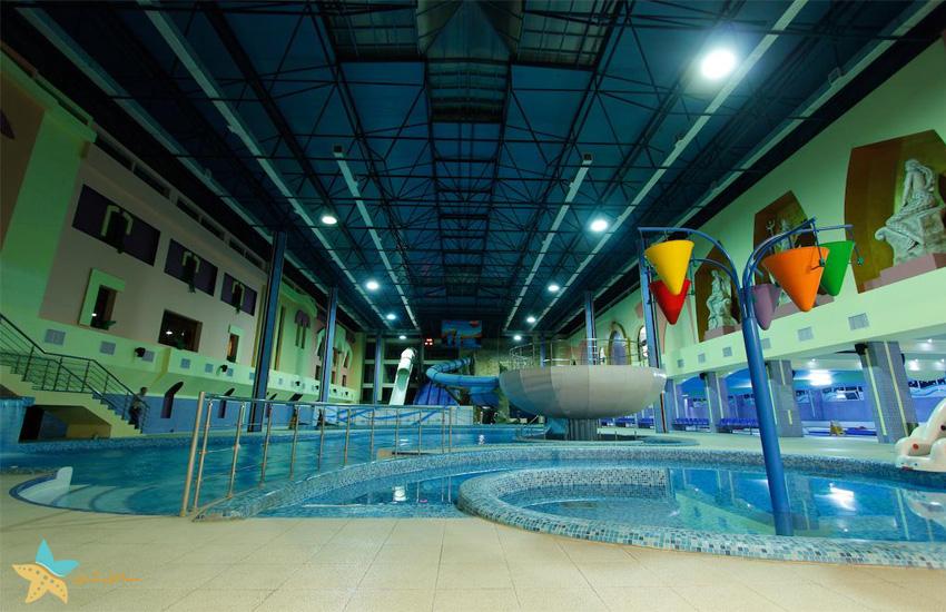Aquatek hotel yerevan