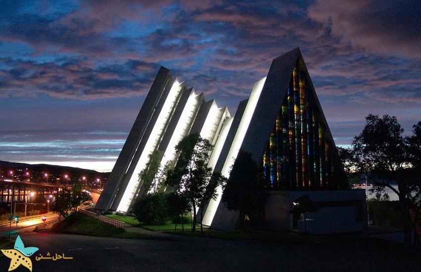 Arctic Cathedral - جاذبههای گردشگری نروژ