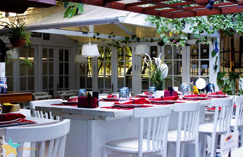 bodrum restaurant La Pasion
