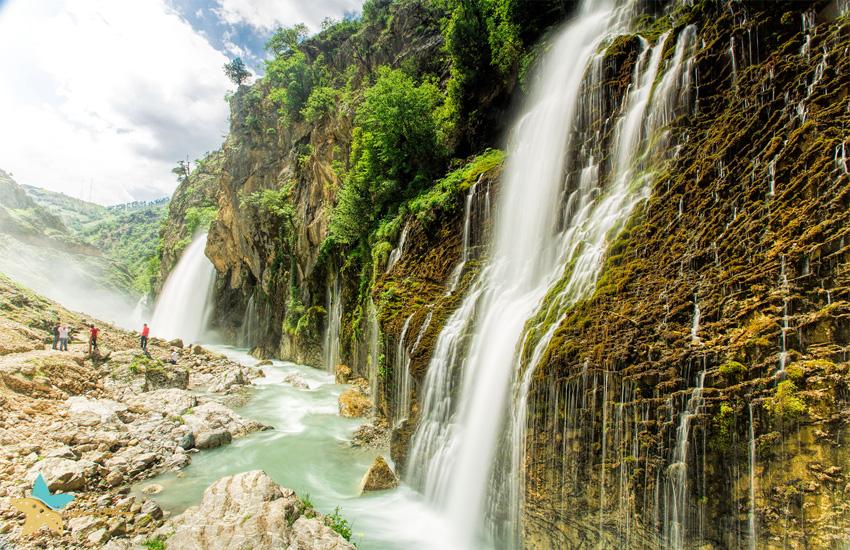 آبشارهای کاپوزباشی