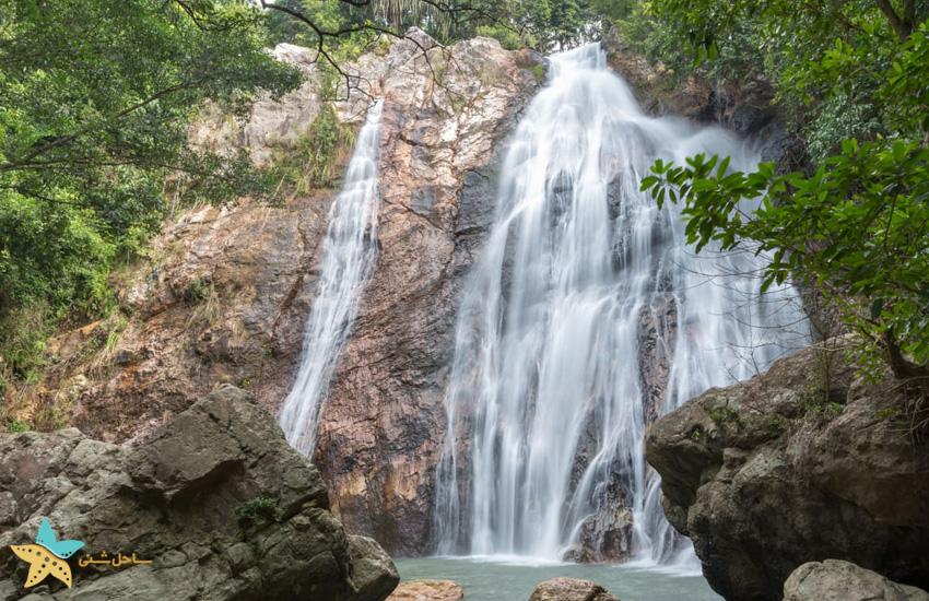 آبشارهای Namuang ساموی