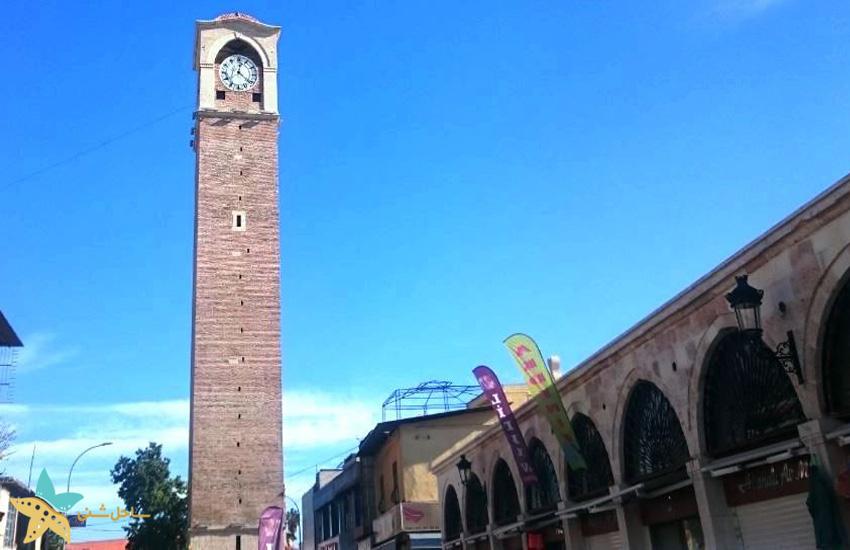 برج ساعت آدانا ترکیه
