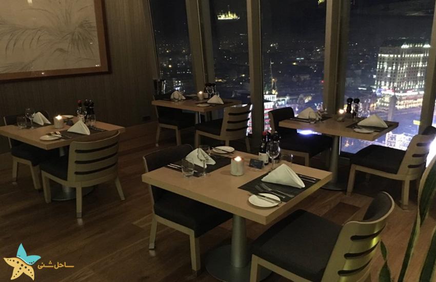 بهترین رستورانهای باتومی گرجستان