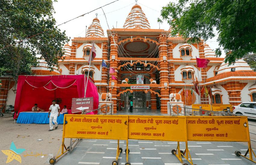 بهترین معبدهای دهلی هند