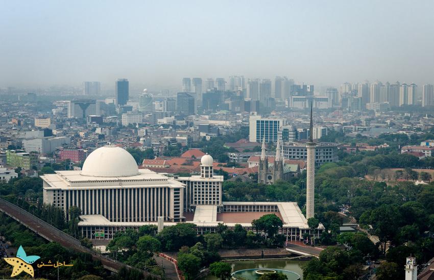 تفریحات جاکارتا اندونزی | تور جاکارتا اندونزی