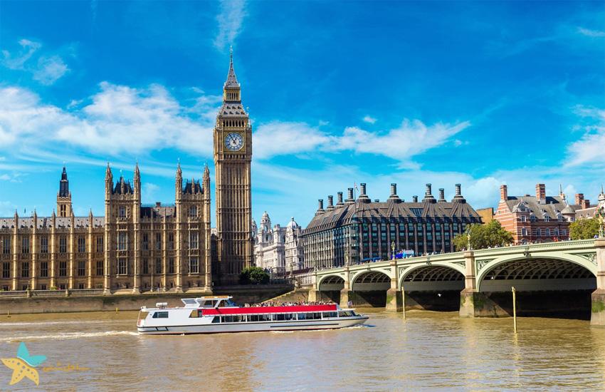 تفریحات لندن
