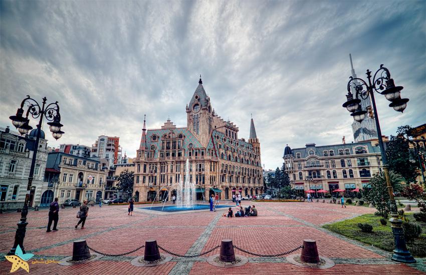 میدان اروپا
