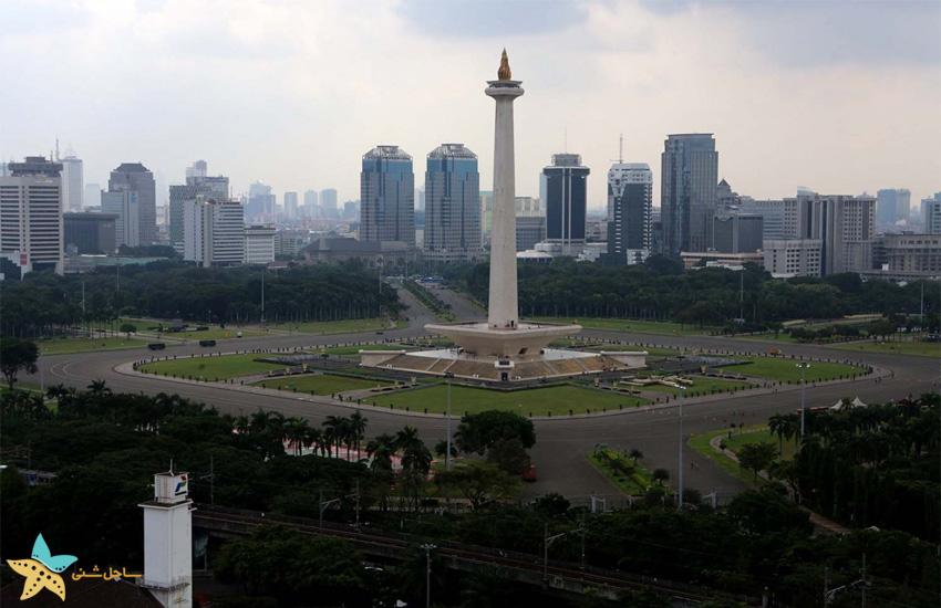 تور جاکارتا اندونزی