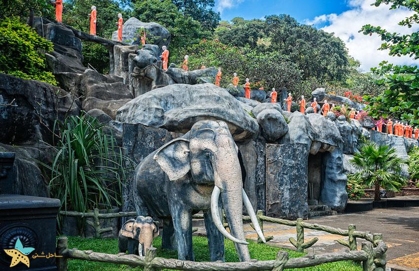 معبد غار