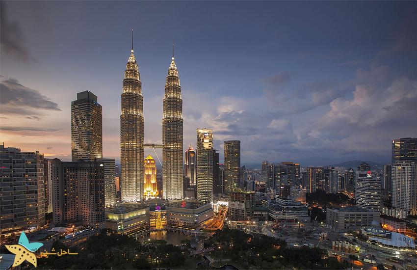 تور کوالالامپور پنانگ