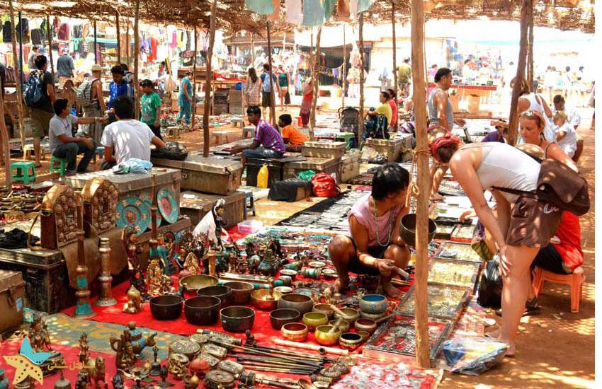 خرید در گوا هند