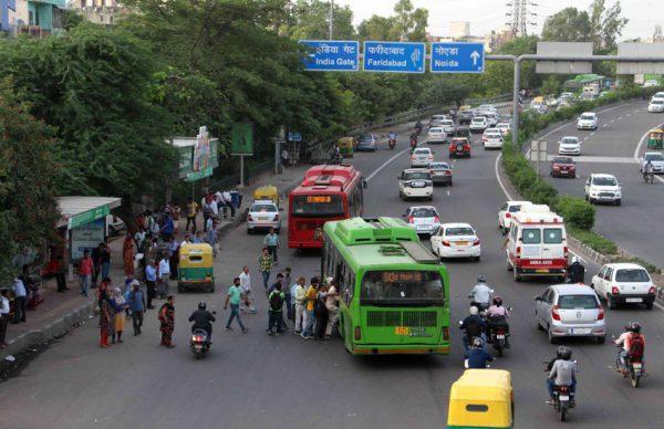 راهنمای حمل و نقل عمومی در دهلی